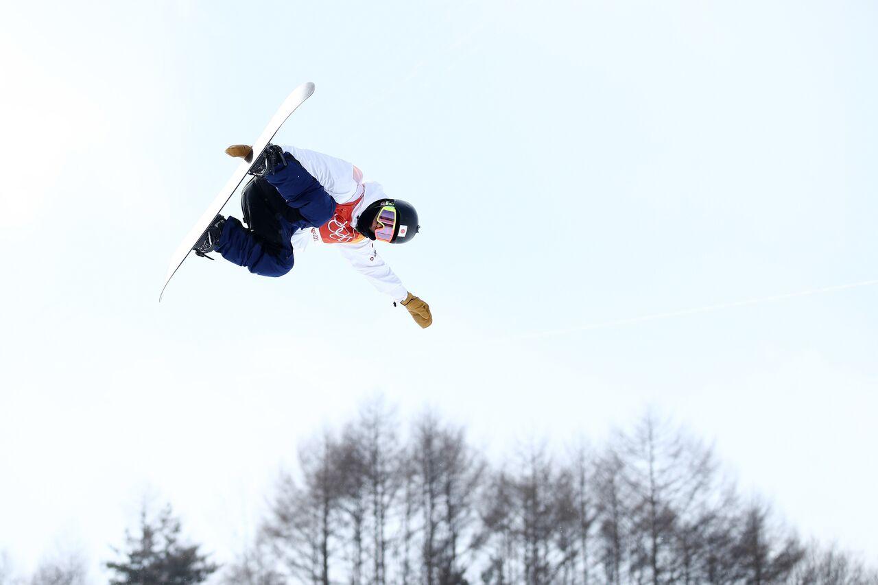 平野歩夢が平昌オリンピックで2大会連続銀メダル!
