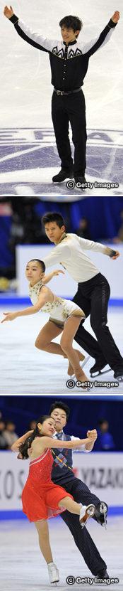 NHK杯でIMGクライアントが活躍