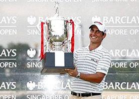 マッテオ・マナセロがバークレイズ・シンガポールオープンで優勝