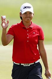 ゴルフ界の世界的スター、ヤニ・ツェンがIMGと契約締結
