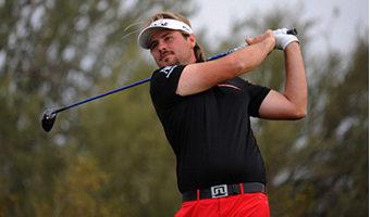 デュビッソンが、初出場の世界ゴルフ選手権で準優勝