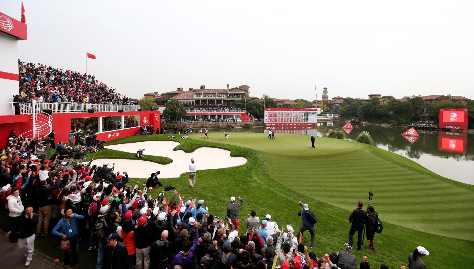 World Golf Championship HSBC Champions