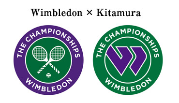 ウィンブルドン×キタムラコラボレーション2012商品発売開始