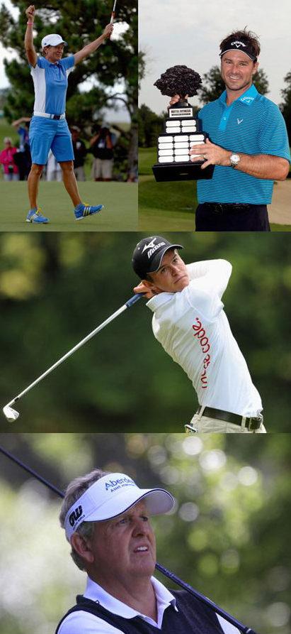 IMGゴルフクライアントが大活躍の一週間